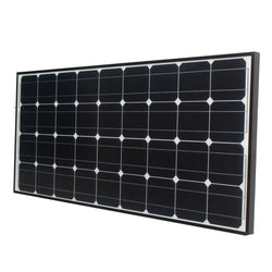 Elfeland M-150 150W 18V Monocrystalline Silicon Solar Panel Battery Charger Boat Caravan Motorhome