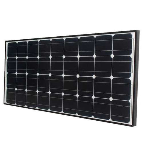 Elfeland P-120 120W 18V Poly Solar Panel Battery Charger For Boat Caravan Motorhome