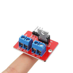 0-24V Top Mosfet Button IRF520 MOS Driver Module For Arduino MCU ARM Raspberry Pi
