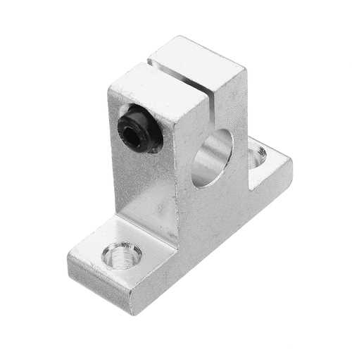 SK10 Linear Rail Shaft Support Bracket For 3D Printer