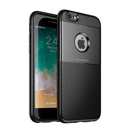 Bakeey Armor Anti Fingerprint Hybrid PC & TPU Protective Case for iPhone 6/6s Plus