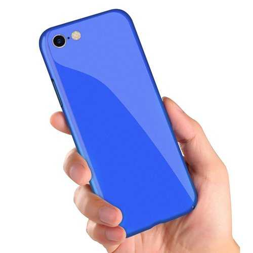 Bakeey Piano Paint Glossy Ultra Thin Hard PC Protective Case for iPhone 6/6s Plus