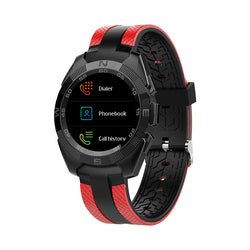 Bakeey L3 Ultra-Thin Dial Heart Rate Monitor Pedometer Bluetooth Smart Watch