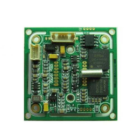 1/3 Sony Effio-E 700TVL 4140+811 CCD IR Sensitive Motherboard PAL/NTSC For FPV Camera Support OSD