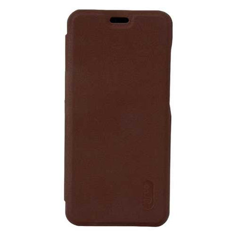 LENUO Flip Full Cover Soft PU Leather Protective Case For Huawei P20