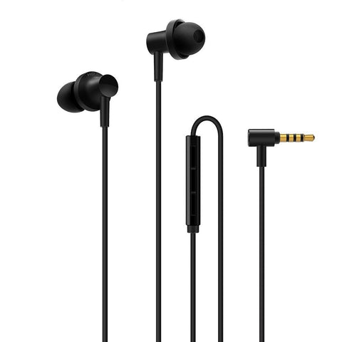 Original Xiaomi Hybrid 2 Graphene Earphone Balanced Armature Dynamic Driver Headphone With Mic