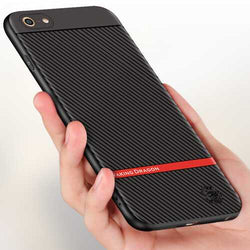 Carbon Fiber Anti Fingerprint Protective Case For iPhone 6s/iPhone 6 4.7