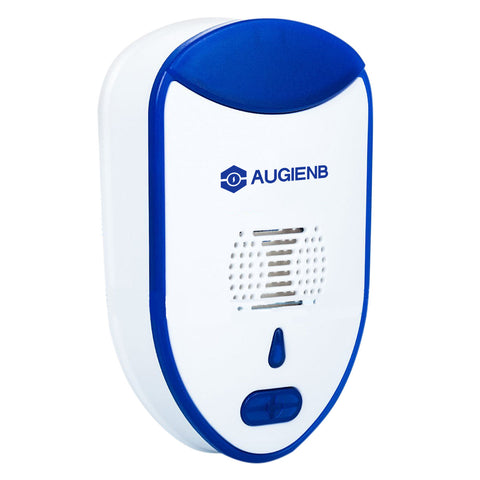 AUGIENB Ultrasonic Electronic Plug in Effective Mosquitoes Mice Insect Bed Bug Animal Repeller