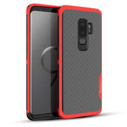 iPaky Plating Anti Fingerprint Protective Case For Samsung Galaxy S9 Plus Heat Dissipation Hard PC