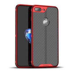 iPaky Plating Anti Fingerprint Protective Case For iPhone 7 Plus/8 Plus Heat Dissipation Hard PC
