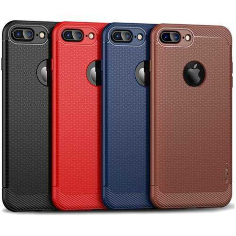 iPaky Anti Fingerprint Protective Case For iPhone 8/8 Plus/7/7 Plus Soft TPU Heat Dissipation