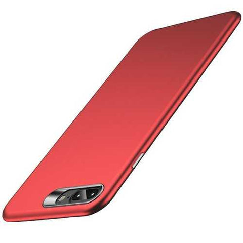 iPaky Slim Camera Protection Protective Case For iPhone 8/8 Plus/7/7 Plus Hard PC Anti Fingerprint