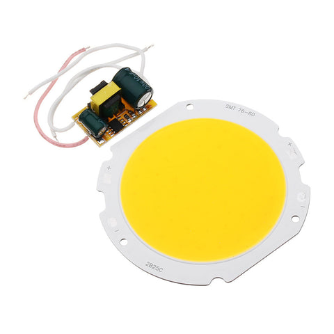 AC90-240V 20W DIY LED Chip Round Board Panel Bead with LED Power Supply Driver Transformer