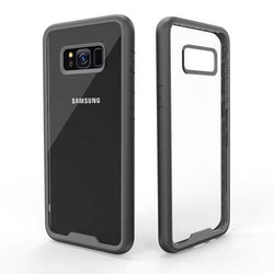 Bakeey Transparent Protective Case For Samsung Galaxy S8 Anti Knock TPU & PC Case