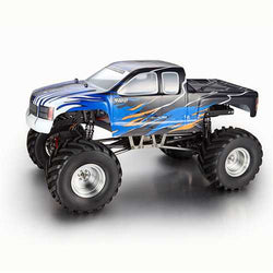 TFL C1610-A 1/10 4WD Rc Car Monster Truck 470*270*250mm Without Motor ESC Servo Transmitter