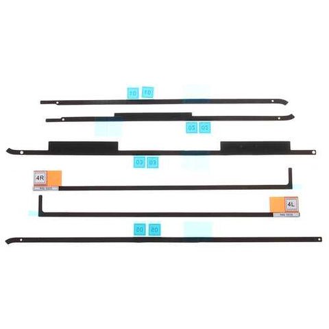 6Pcs LCD Screen Double Sided Tape Adhesive Strip for iMac 21.5