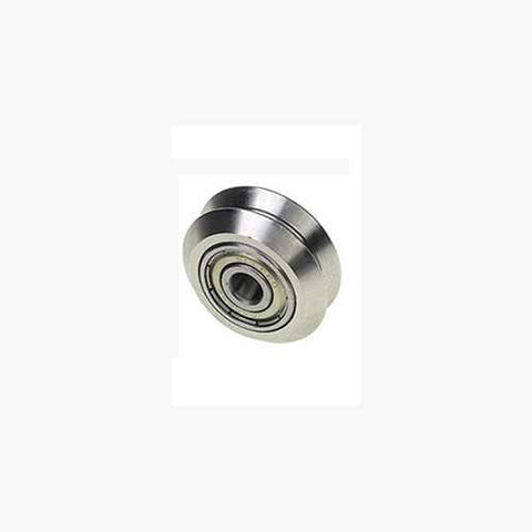 3Pcs V Type Stainless Steel Pulley Concave Idler Gear With Bearing for 3D Printer
