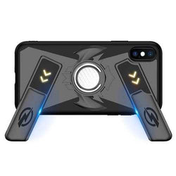 Game Handle Ring Grip Kickstand Protective Case For iPhone X/8 Plus/7 Plus/6s Plus/6 Plus