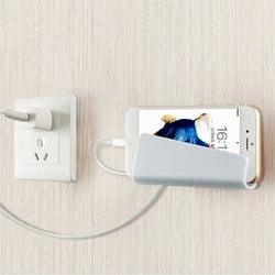 Universal Powerful Sticky Charging Anti-scratch Wall Holder Stand for Xiaomi Mobile Phone