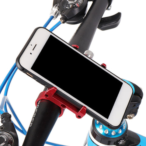 Mijia Metal Adjustable Clip Bicycle Bike Handlebar Holder Stand for Xiaomi Nubia Mobile Phone