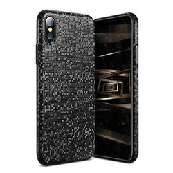FLOVEME Mosaic Pattern Ultra Thin Hard PC Protective Case for iPhone X/6/6s/6Plus/6sPlus/7/8Plus