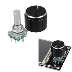 Lerdge Touch Screen Knob Module Rotary Switch Module With Button Cap For Lerdge Mainboard 3D Printer Part