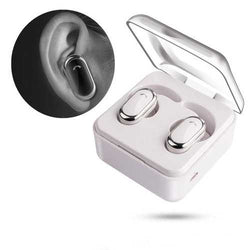 [Truly Wireless] Bakeey D005 Dual bluetooth Earphone Stereo Waterproof Handsfree With Charging Box