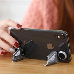 Universal Crab Claw Portable Multifunction 360 Degree Rotation Game Handle Holder For Mobile Phone