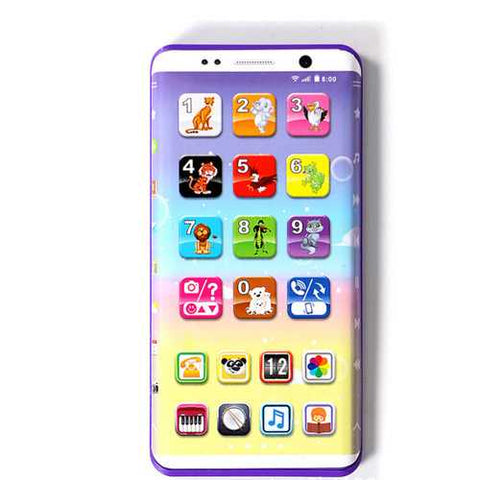 MoFun-2603A Multi-Function Charging Mobile Phone 11.5*19*2.3CM Early Education Puzzle Toys