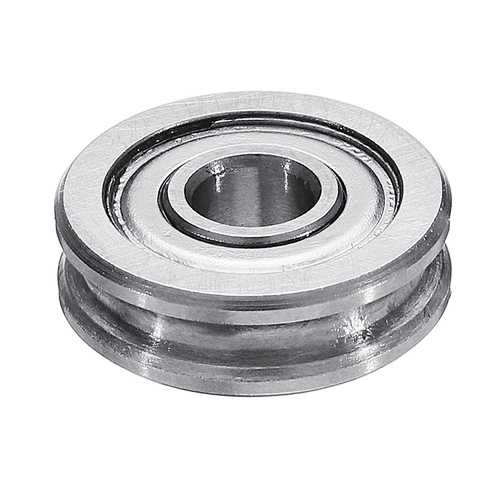 Creality 3D? 4mm Inner Size Carbon Steel Deep Groove Ball Bearing For 3D Printer