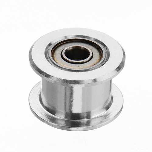 10pcs 16T Aluminum Timing Pulley Without Tooth For DIY 3D Printer