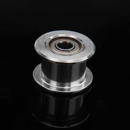 5pcs 16T Aluminum Timing Pulley Without Tooth For DIY 3D Printer