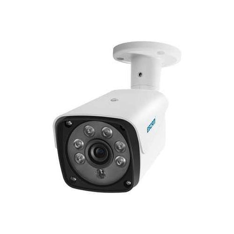 ESCAM QH002 HD 1080P IP Camera ONVIF H.265 P2P Outdoor Waterproof IR Bullet with Smart Analysis Function Surveillance Security Camera