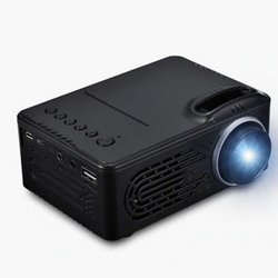 Rigal RD - 814 LED Mini Projector 30 Lumens 2.0 inch LCD TFT Display Photo Music Movie Home