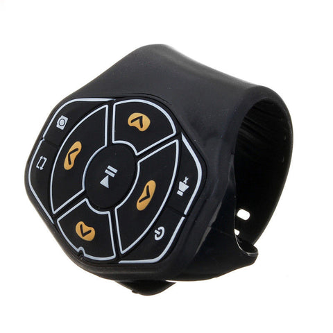 BLE V4.0 360 Degree Remote Control Wireless Remote bluetooth Control Board With Media Button