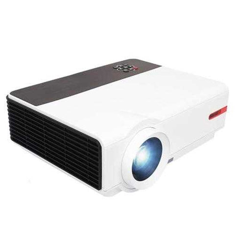 Rigal Projector RD808A 5500 Lumens HD Projector LED Projector 3D Beamer 1280*800 LCD HD
