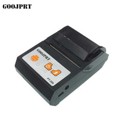 GOOJPRT PT-200 Printer 58MM Wireless Bluetooth Thermal Receipt Printer Machine For Android Apple iOS