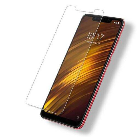 Bakeey?? 9H Anit-explosion Tempered Glass Screen Protector for Xiaomi Pocophone F1 Non-original