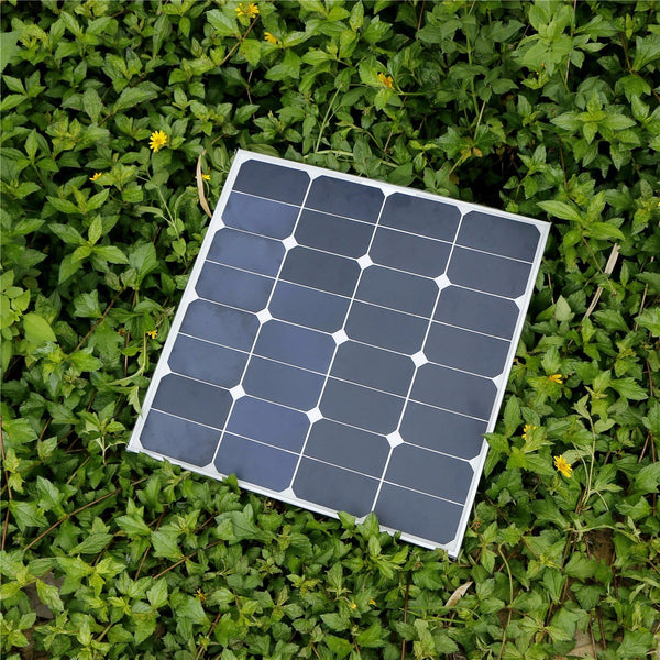 Elfeland® EL-32 50W 18V Monocrystalline Semi-flexible Solar Panel With 1.5m Cable