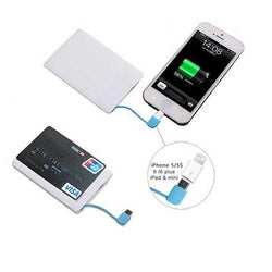 Slim Pocket Charger for your Smart Phone and Devices