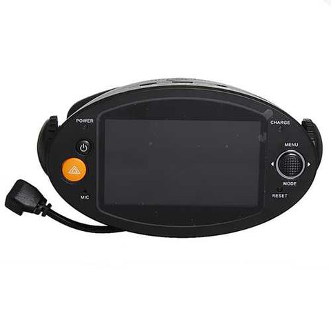 2.7inch HD 720P Car DVR GPS Dual Lens Vehicle Camera Video Recorder