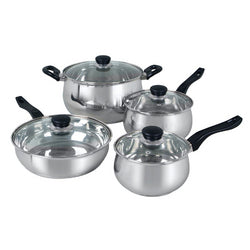 Oster Rametto 8 pc Cookware Set
