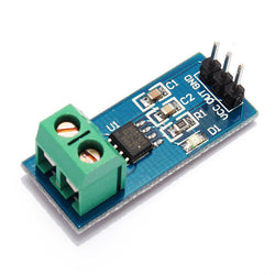 5V 30A ACS712 Ranging Current Sensor Module Board Geekcreit for Arduino - products that work with official Arduino boards
