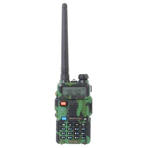 BAOFENG UV-5R Dual Band Handheld Transceiver Radio Walkie Talkie