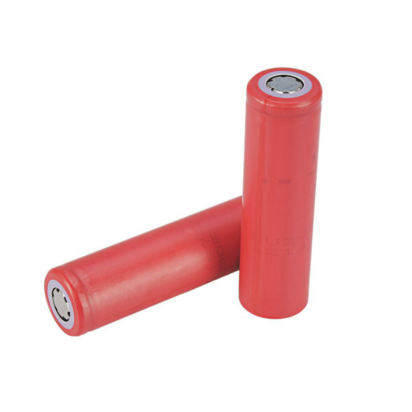 2PCS Sanyo 3.7V 2600MAH UR18650ZY 18650 Rechargeable Battery