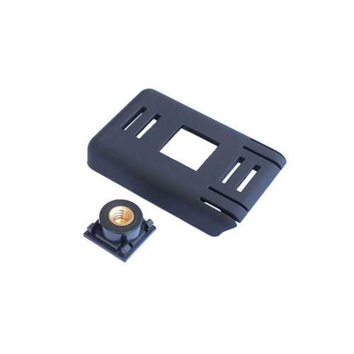 Mounting Base Holder and Sleeve for 1080P HD Mobius Action Cam