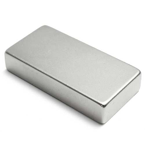 One N35 50mm x25mm x10mm Strong Neodymium Block Magnets