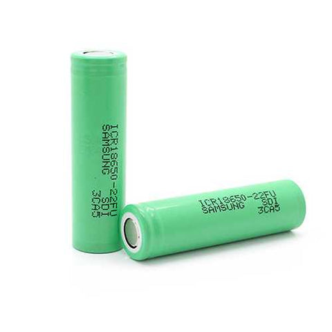 1Pcs Sumsung CR18650-22F 18650 3.7V 2200mAh Li-ion Rechargeable Battery