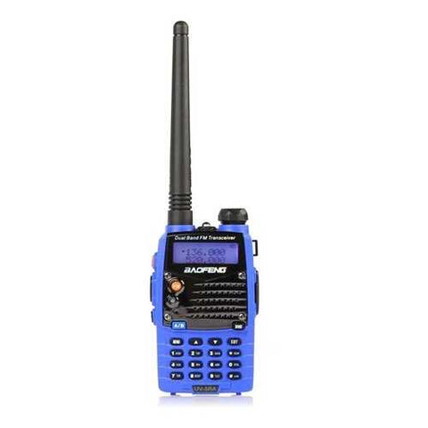 Baofeng UV-5RA Blue Dual Band Handheld Transceiver Radio Walkie Talkie