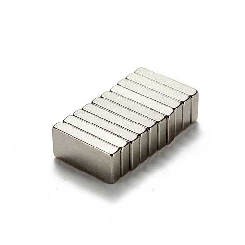 10pcs New N35 Super Strong Block Cuboid Magnets Rare Earth Neodymium